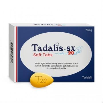 Cheap Tadalis Soft Tabs (Generic Cialis)