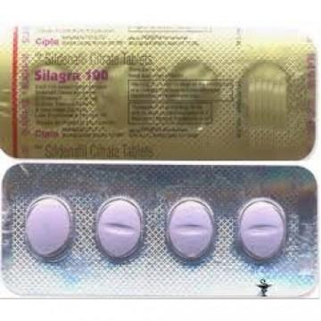 Silagra Pills Online For Men's Erectile Dysfunction (Generic Viagra)