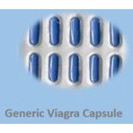 Generic Viagra Soft Gel Capsule