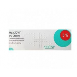 Cheap Acyclovir cream 5g and 10 g  Online