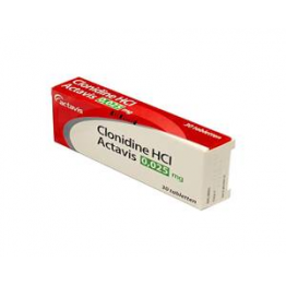 Cheap Clonidine  0,1 mg Pills Online