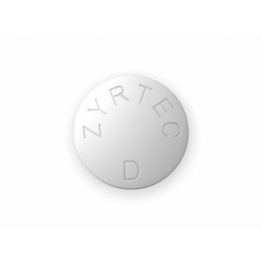 Generic Zyrtec Cetirizine Hydrochloride to Treat Allergies